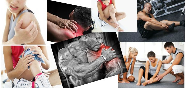 Workout Injuries