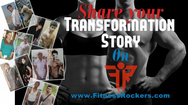Share Body Transformation Success Stories