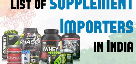 Supplement Importers in India