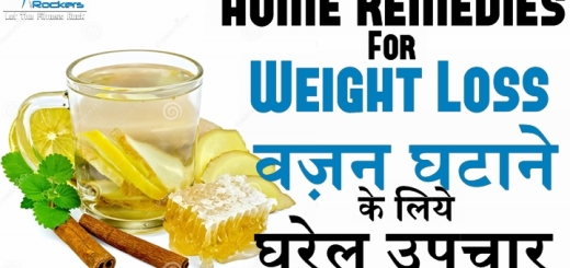 Weight Loss Home Remedy