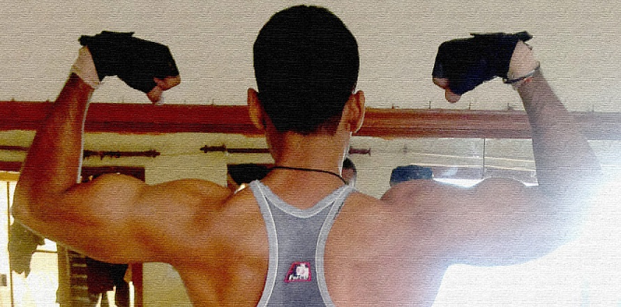 Dilip Transformation, How I gained muscle