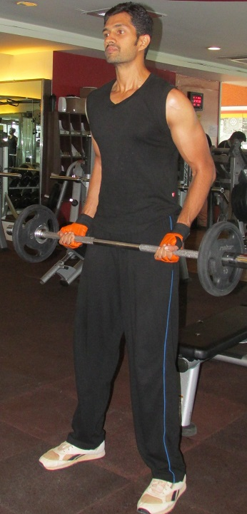 Weight Loss Transformation Story - Vishwajith A