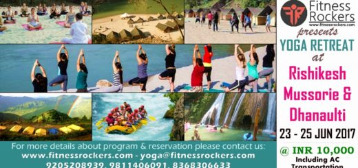 Yoga retreat in rishikesh, dhanaulti & tehri dam