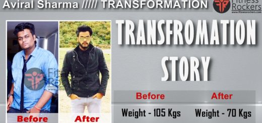 Transformation Story - Aviral Sharma