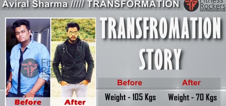 Transformation Story - Aviral Sharma